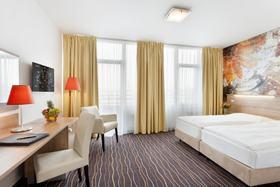 voir les prix pour Akcent Hotel