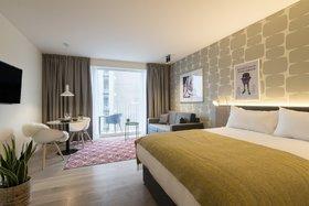 voir les prix pour Antwerp City Center Hotel