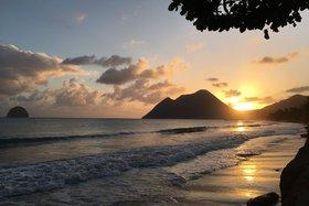 Image de Diamant Beach