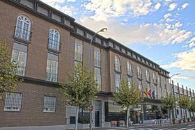 Image de Hotel Laguna Park Parla Madrid
