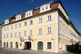 voir les prix pour Hôtel Roma Prague