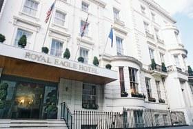 voir les prix pour Royal Eagle Hotel