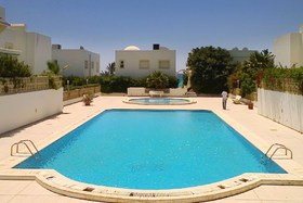 Image de Seaside Apartment in the Aquarius Residence w/ air Con, Pool & Wifi - Near Hammamet, 50m From Beach