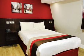 voir les prix pour The Royal Cambridge Hotel