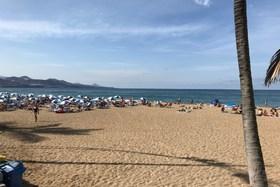 Image de Vue sur la mer 300m Appartement de Luxe de la Plage Las Canteras. Wifi Gratuit