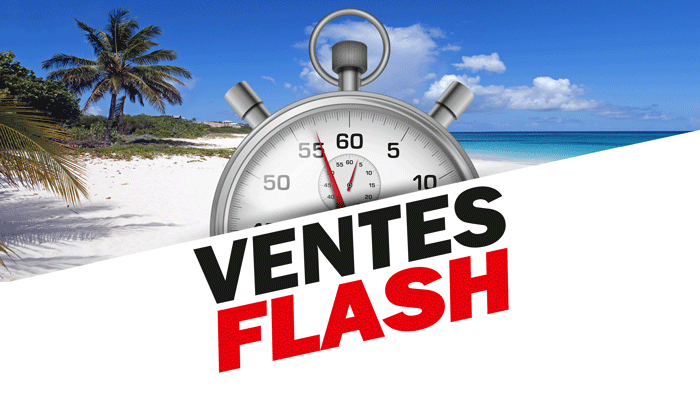 Ventes flash voyages